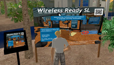Wireless Ready in Second Life